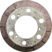 Барабан тормозной ПАЗ 3205  передний (Н=200, 6 шпилек) Артикул - 3205-3501070