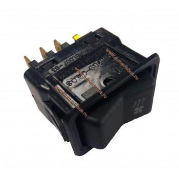 Клавиша переключения вентилятора обогрева ветрового стекла ПАЗ 3205